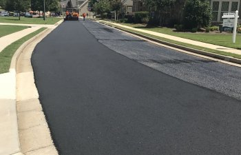 asphalt drive resurfacing