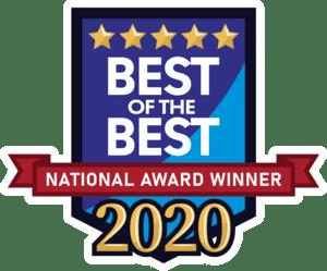 2020 Best of Alpharetta Awards for Paving Contractor